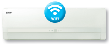 Unidad interior Split pared wifi Luxe